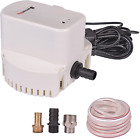 Pool Cover Pump Above Ground Submersible Sump Pump 1200 GPH 1 6 HP 110V Water Re