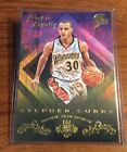 2016-17 Panini Court Kings Box Topper 5x7 Rookie Royalty STEPHEN CURRY #6