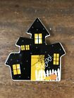 Coton Colors Happy Everything Mini Haunted House Halloween Retired