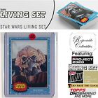 Ultimate Topps Living Set Star Wars Trading Cards Checklist Guide 19