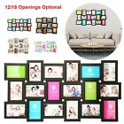 12 18 Photo Frame Multi Pictures Collage Art Wall Hanging Home Decor Memories