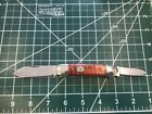 Colonel COON CC64CSM CANOE KNIFE IN SPALTED MAPLE LIMITED 1 OF 100 MIB