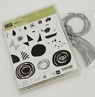 Stampin Up SWIRLY BIRD with Dies Bundle Pre owned Please see pics