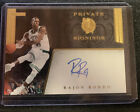2016 Panini NBA Finals Private Signings Basketball Cards 9