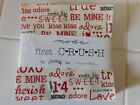 Moda Fabrics FIRST CRUSH by Sweetwater 42 5 Squares Charm Pack Love