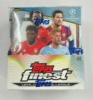 2020-21 TOPPS FINEST UEFA CHAMPIONS LEAGUE SOCCER FACTORY SEALED HOBBY BOX