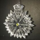 Waterford 2019 Annual Snowflake Wishes PROSPERITY Ornament with Enhancer NEW