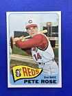 Pete Rose Baseball Cards, Rookie Card and Autographed Memorabilia Guide 16