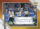 JUSTIN TUCKER SIGNED NFL RECORD 66 YARD FIELD GOAL PANINI INSTANT AUTO CARD 31