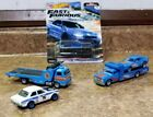 Hot Wheels Real Riders Trucks And Cars Lot Of 4