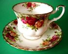 Royal Albert Old Country Roses Tea Cup and Saucer Set