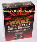 Star Wars Episode 1 Widevision Topps Box Cards NIB Sealed Vintage