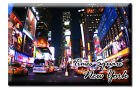 Times Square - New York City Souvenir Fridge Magnet #1
