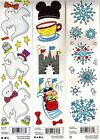 One Heart One Mind Scrapbooking STICKERSFRAMES Choice BEACH GHOST SNOWFLAKES
