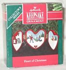 Hallmark Keepsake Ornament 1991 Heart of Christmas #2 Series