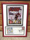 Flash 111 DC Comic Stamp 1st Day of Issue Print - CGC!