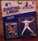 1989  MARK LANGSTON -  Starting Lineup -SLU -Sports Figurine - Seattle Mariners