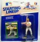 1989  CARNEY LANSFORD - Starting Lineup - SLU - Sports Figurine - Oakland A's