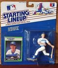 1989  ROBIN YOUNT -  Starting Lineup - SLU - Sports Figurine - Millwakee Brewers