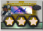 2007 Triple Threads CURTIS GRANDERSON Auto Jersey #d 25