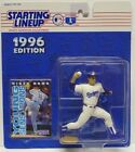1996  HIDEO NOMO - Starting Lineup - SLU - Sports Figurine - (WHITE) - Dodgers