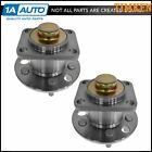Rear Wheel Hub  Bearing Pair Set TIMKEN for Chevy Pontiac