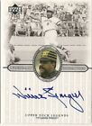 2000 UD Legendary Signatures Willie Stargell signed pirates bold auto Autograph