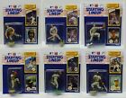 1990 OAKLAND A'S Team Set of 6 -Starting Lineups - SLU - Sports Figurines - RARE