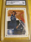 KEVIN LOVE TIMBERWOLVES CAVALIERS 2009 UPPER DECK MASTERPIECES MA-KL GRADED 10