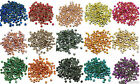 Loose Metal Studs lot of Hot Fix Iron on 4mm 15 Colors to choose from