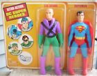 Superman Lex Luthor mego Retro Action set Mattel EMCE