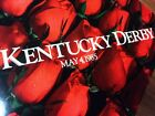 THE KENTUCKY DERBYOFFICIAL DERBY POSTER 1985 LTD QUANTITY