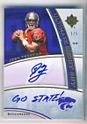 Josh Freeman 2009 UD Ultimate Collection Football Shout Out Autographed RC 1 5