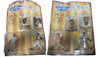 1989 Starting Lineup Baseball Greats Clemente Aaron and 2 more Pirates Braves