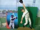 1998  LARRY WALKER - Starting Lineup - SLU-Loose with Card- Rockies -At the Wall