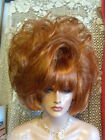 WOW VEGAS WIGS CORONATION SHORT FLUFFY BUBBLE PAGE TEASED SOFT SILKY BANGS SEXY