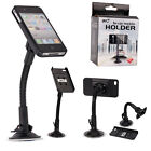 black Car Kit Mount Holder cradle for Apple Iphone 4 4G