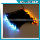 New 12M 100 LED Solar Neon Light RGB String Lamp Deco