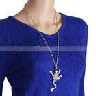 Stylish Unique Design Frog Pendant Necklace
