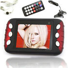 "4GB 2.4"" LCD Car MP3 MP4 MP5 FM Transmitter Player SD USB Slot + Charger Remote"