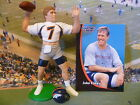 1998  JOHN ELWAY - Starting Lineup - SLU - Loose with Card - Denver Broncos
