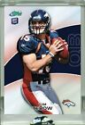 2010 TIM TEBOW RC ETOPPS IN-HAND CHROME-LIKE JETS