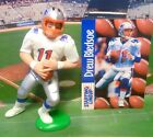 1997 DREW BLEDSOE - Starting Lineup -SLU -Figurine -Loose With Card - B.PATRIOTS