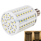 1800-1900LM 18W E27 102 LED SMD 5050 Warm White Screw Corn Light Bulb 220V