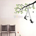 New Swing Pattern Graffiti Wall Home Decor Mural Decal Removable