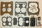 Holley Spread Bore 4164 4175 Quadrajet Carburetor Rebuild Renew Kit Auto Marine