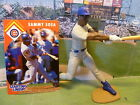 1995  SAMMY SOSA - Starting Lineup - SLU - Loose With Card - Chicago Cubs