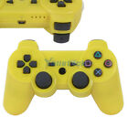 New Wireless Bluetooth Controller Gamepad for Sony PS3 Yellow