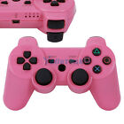 New Wireless Bluetooth Controller Gamepad for Sony Playstation 3 PS3 Pink