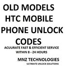 ALL HTC UNLOCK CODE Wildfire Desire ONE S X V EXPLORE EXPLORE EVO HD2 HD7